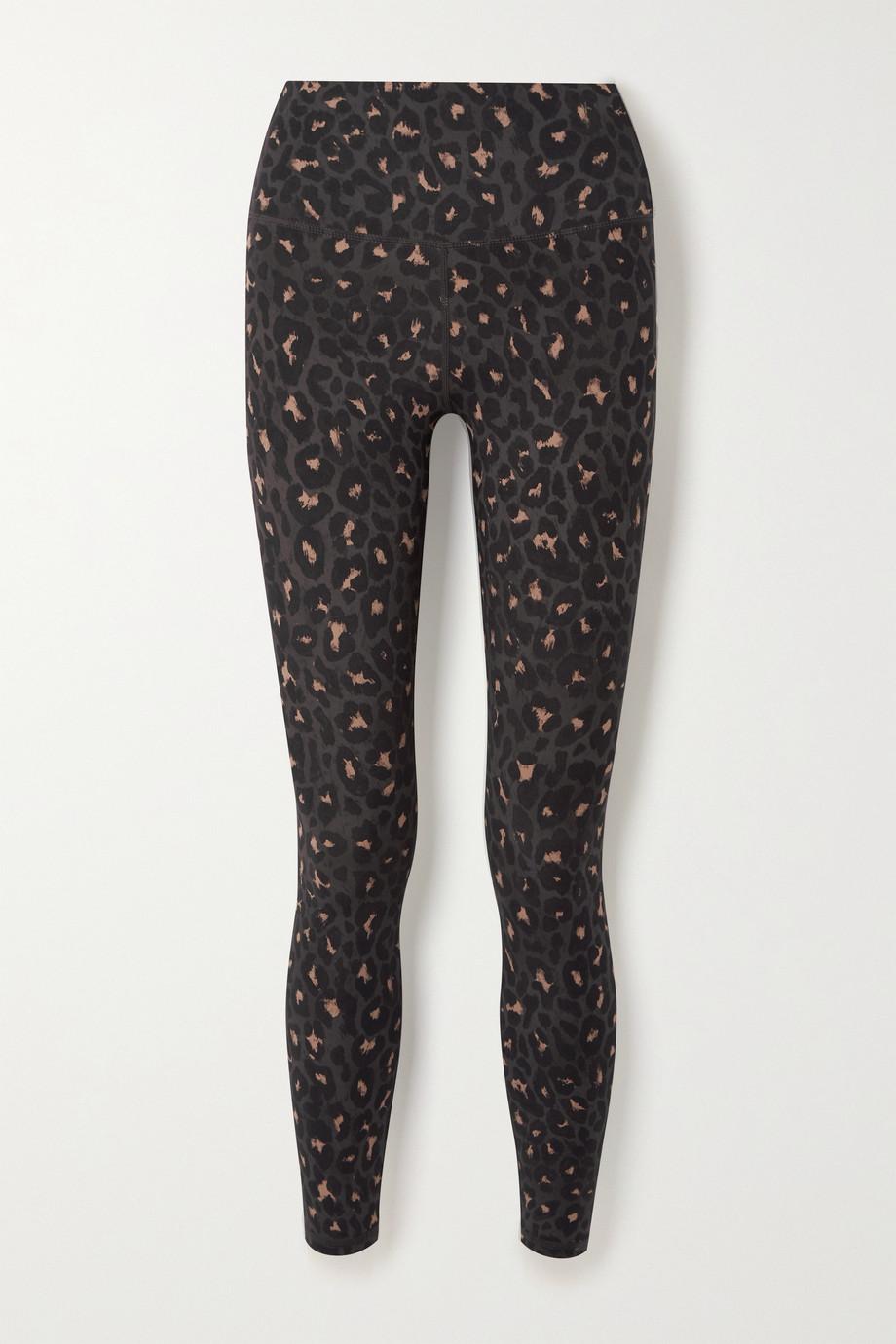 Varley Luna Stretch-Leggings mit Print