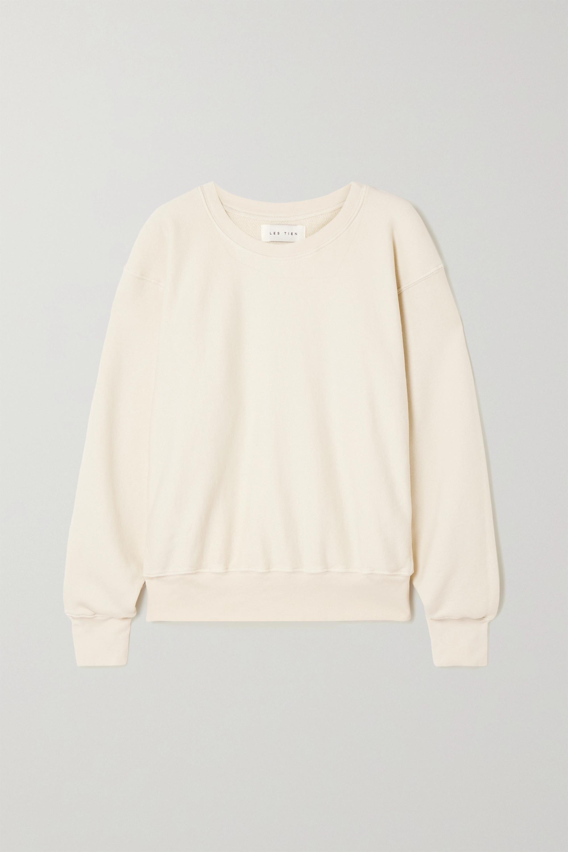 Les Tien - Cotton-jersey sweatshirt