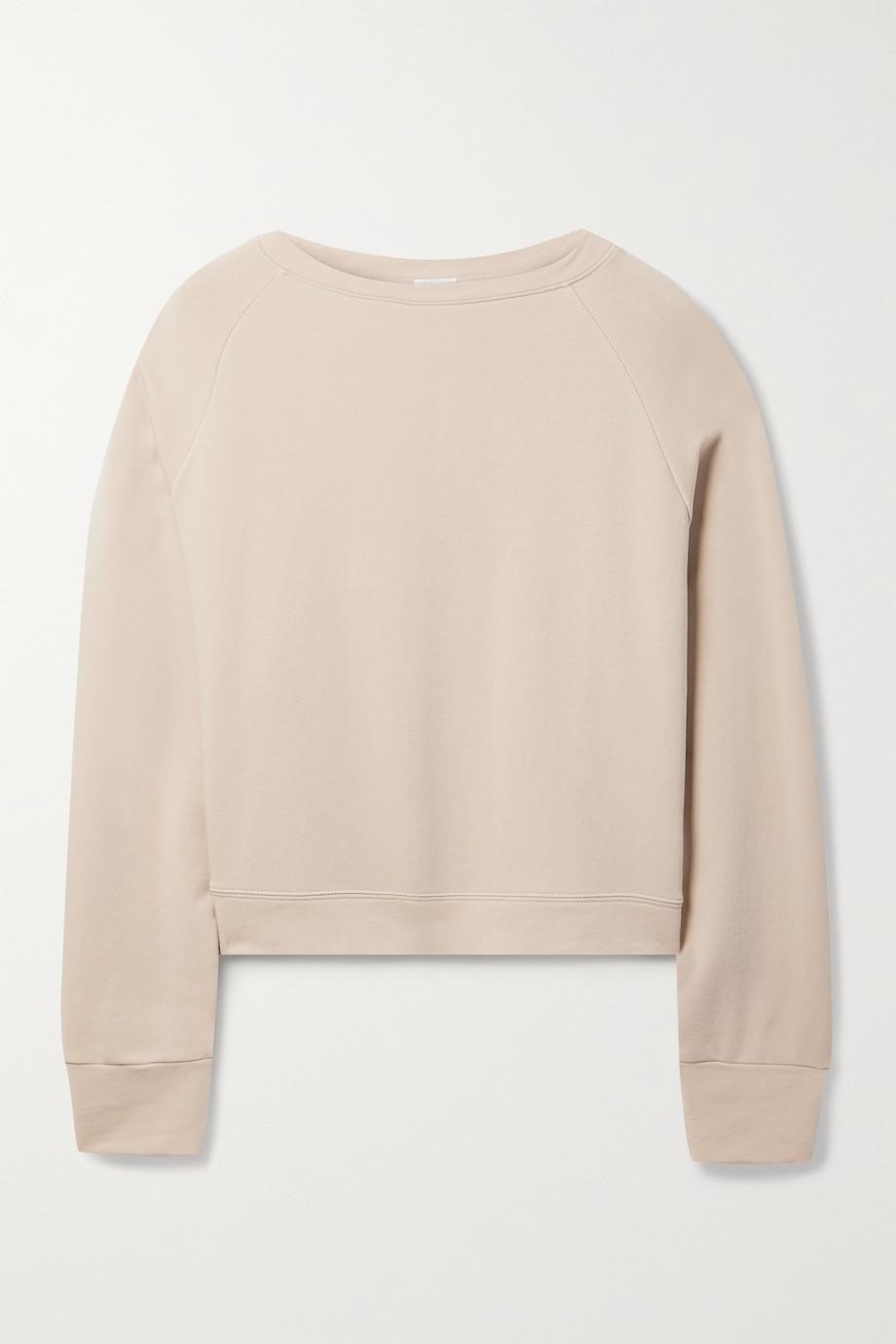 Skin + NET SUSTAIN Everett Sweatshirt aus Jersey aus einer Biobaumwollmischung