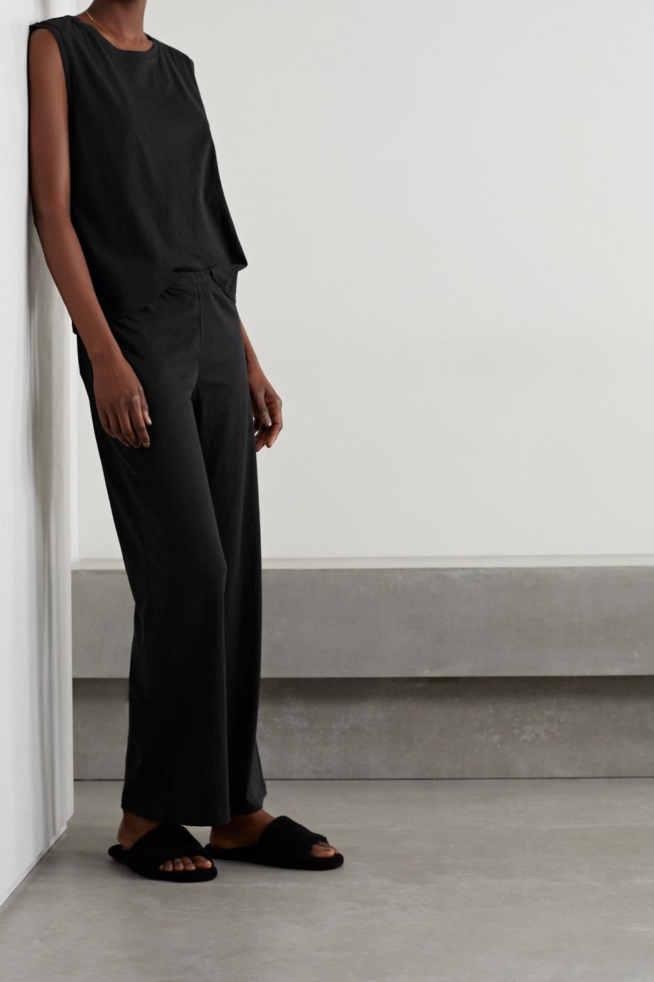 Skin + NET SUSTAIN Christine Hose aus Bio-Pima-Baumwoll-Jersey
