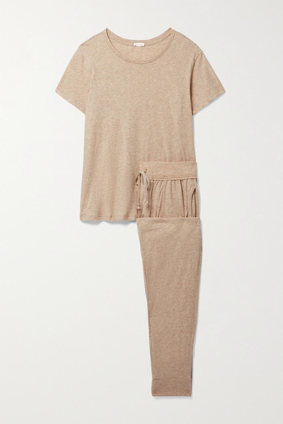 Skin + NET SUSTAIN Carleen Pyjama aus Bio-Pima-Baumwoll-Jersey