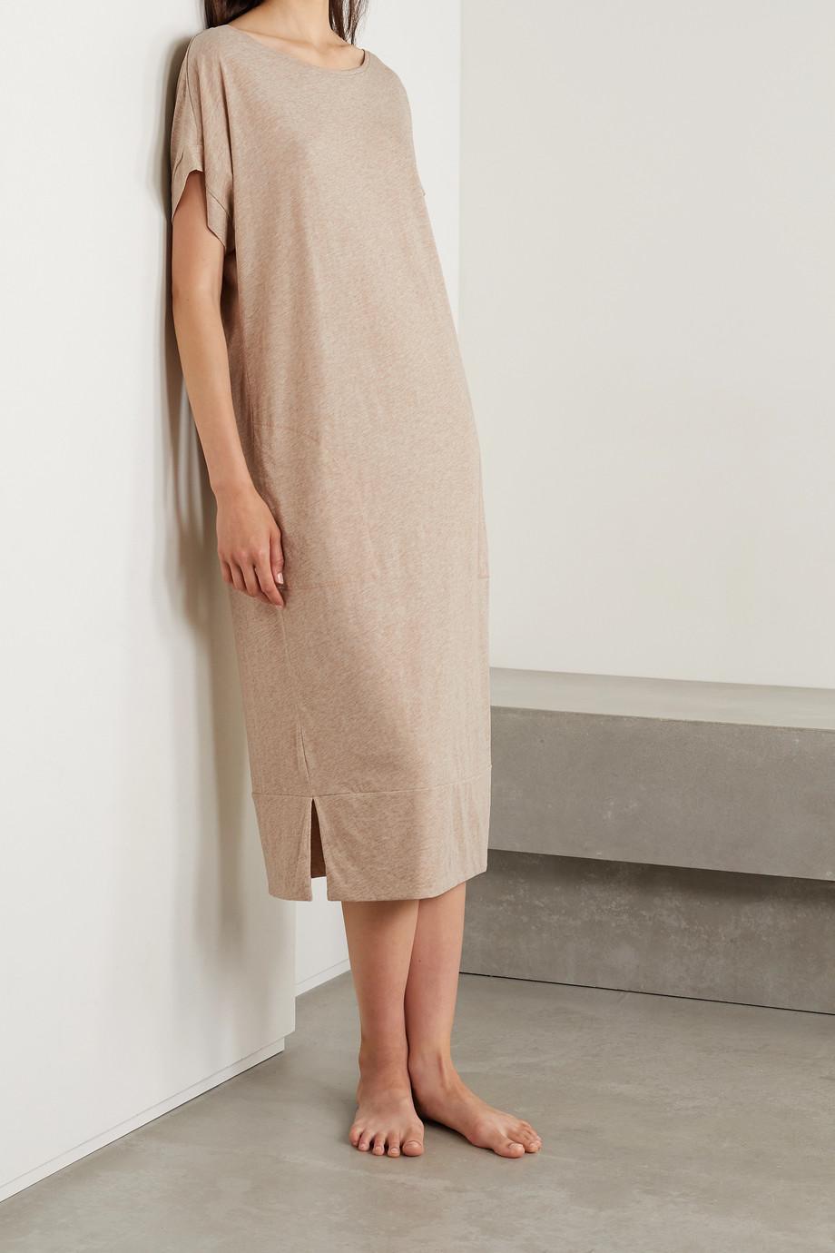 Skin + NET SUSTAIN Cezanne Nachthemd aus Bio-Pima-Baumwoll-Jersey