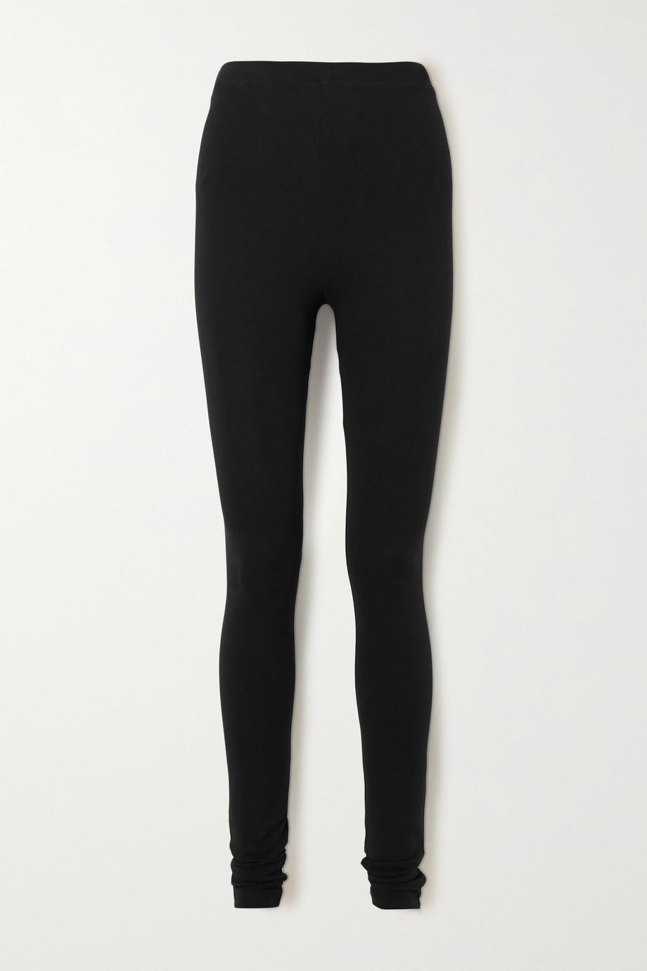 Totême Cork stretch-jersey leggings