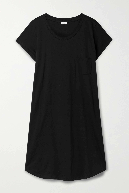 Skin + NET SUSTAIN Carissa Nachthemd aus Bio-Pima-Baumwoll-Jersey