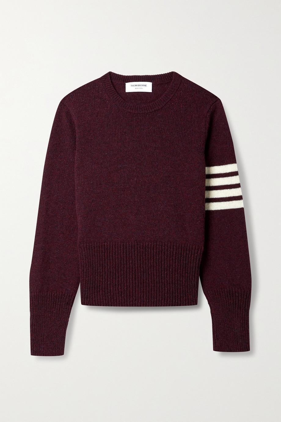 Thom Browne Striped wool sweater
