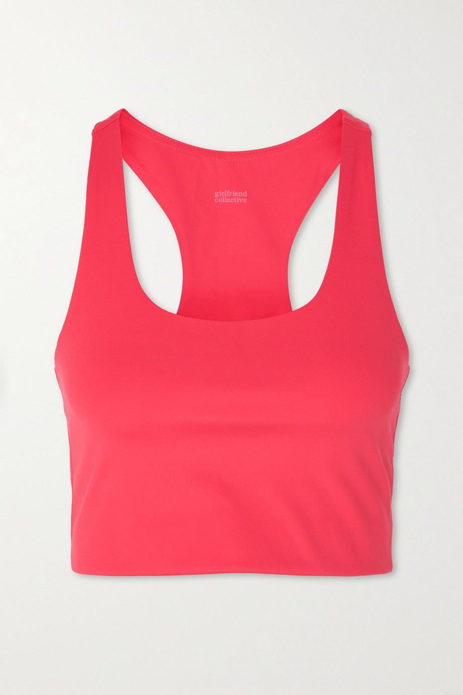 Girlfriend Collective + NET SUSTAIN Paloma recycled stretch sports bra