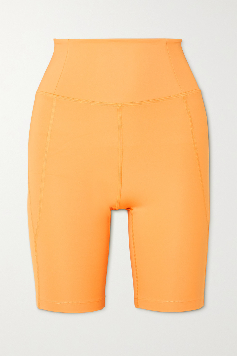 Girlfriend Collective + NET SUSTAIN Bike recycled stretch shorts