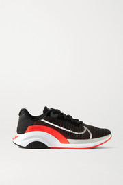 Nike ZoomX SuperRep Surge mesh and canvas sneakers