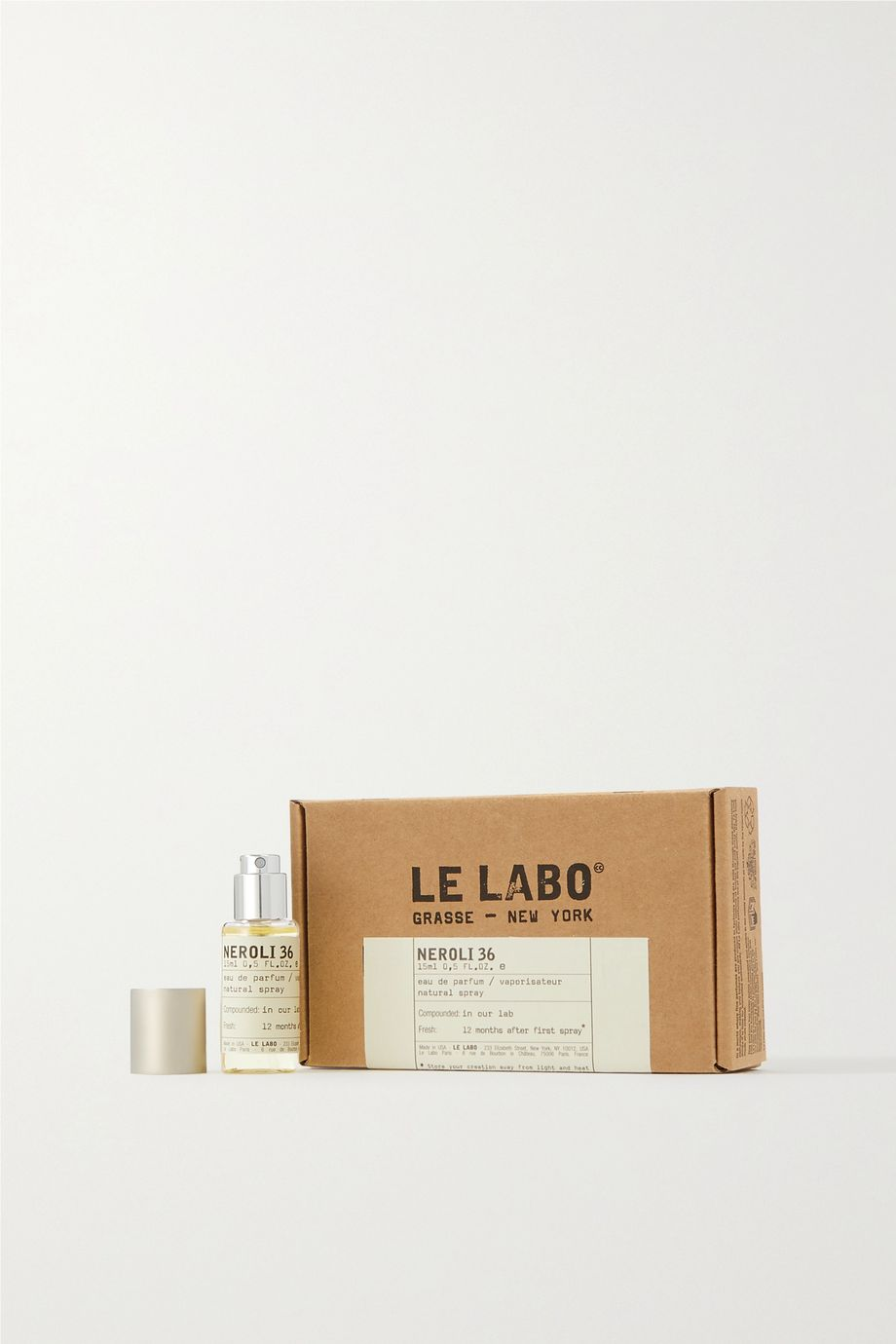 Le Labo Eau de Parfum - Neroli 36, 15ml