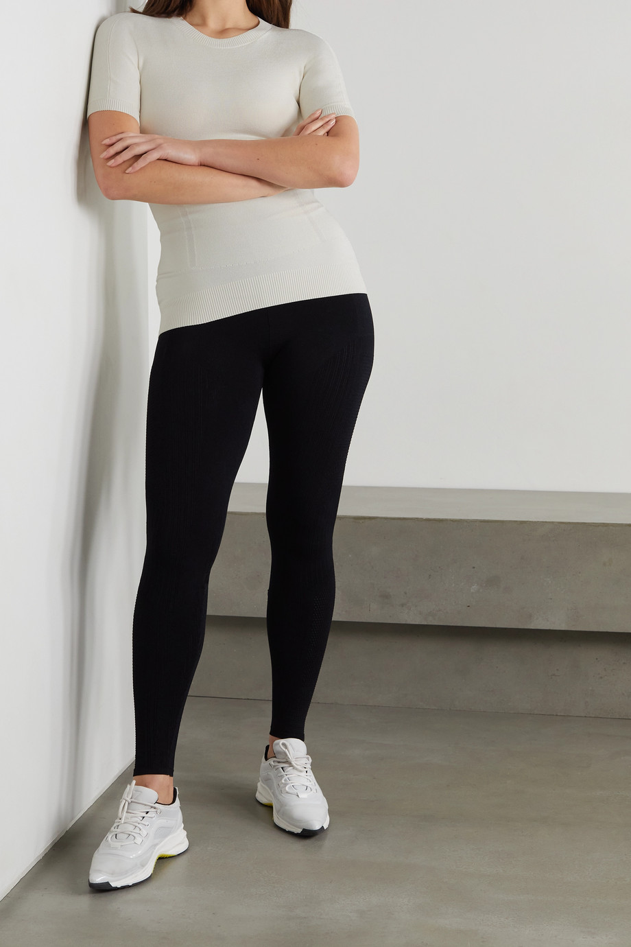 AZ Factory MyBody stretch-knit top