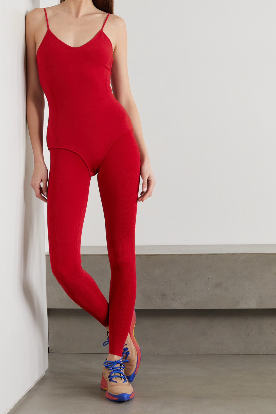 AZ Factory MyBody stretch-jersey bodysuit