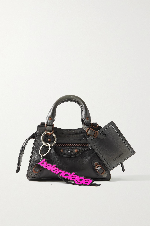 Balenciaga - Neo Classic City mini leather tote