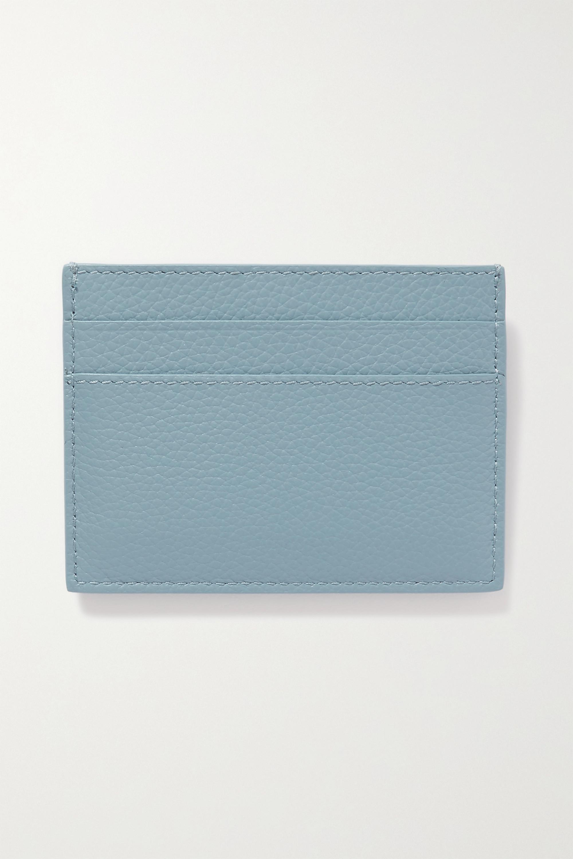 Balenciaga Porte-cartes en cuir texturé Neo Classic City