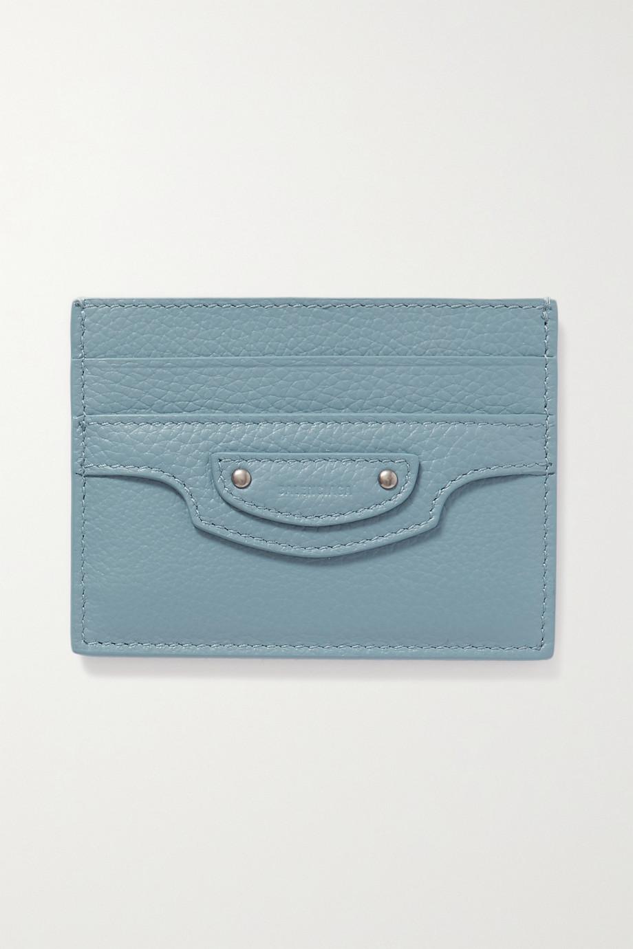 Balenciaga Neo Classic City textured-leather cardholder