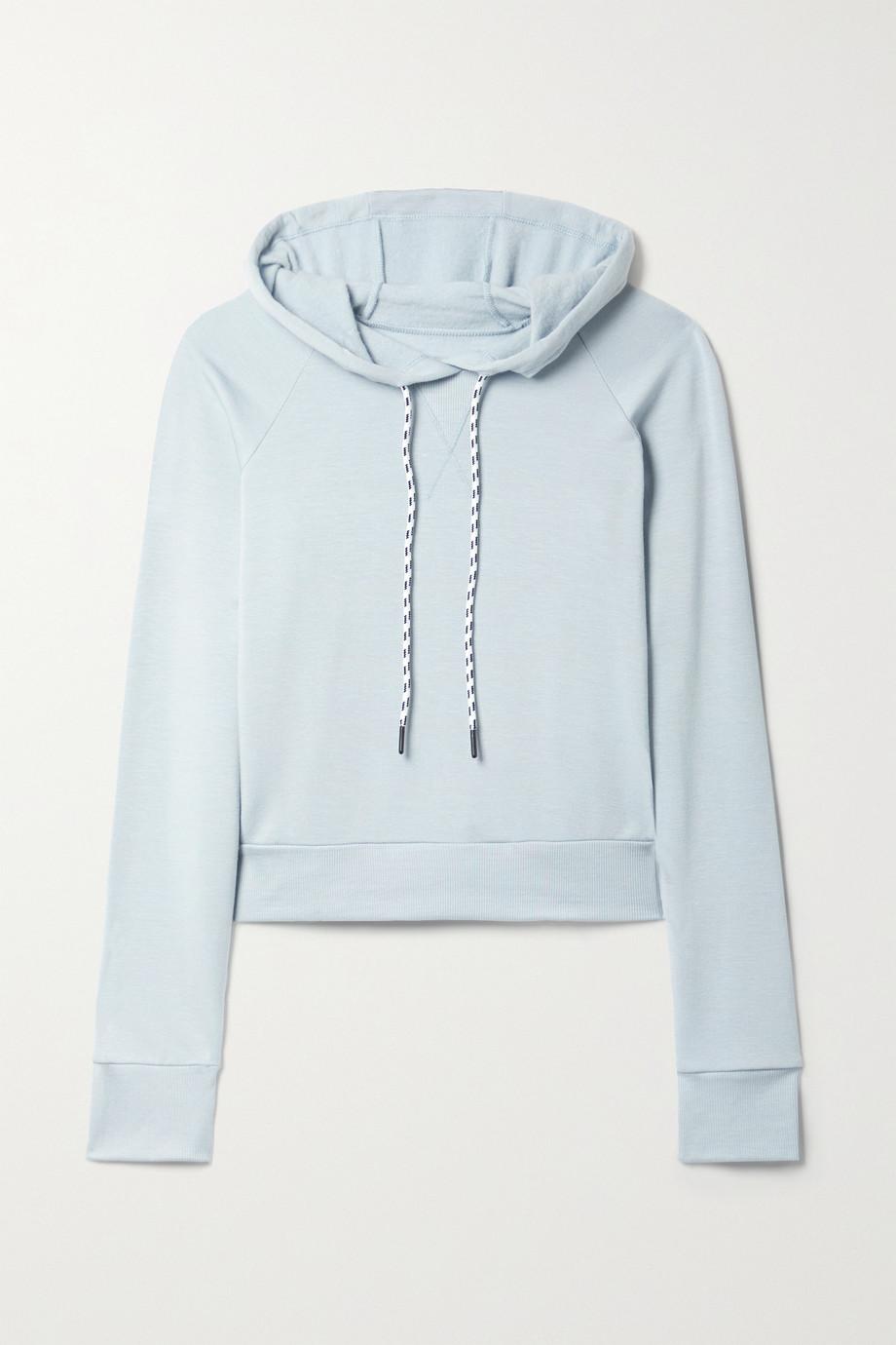 Splits59 Norma stretch-modal jersey hoodie