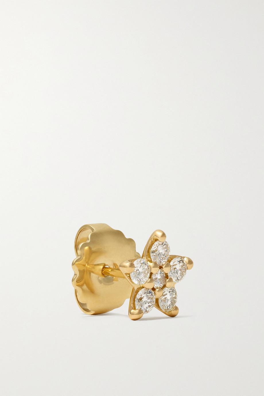 OLE LYNGGAARD COPENHAGEN Shooting Stars Ohrringe aus 18 Karat Gold mit Diamanten
