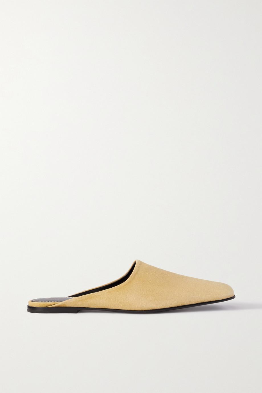 Proenza Schouler Suede slippers