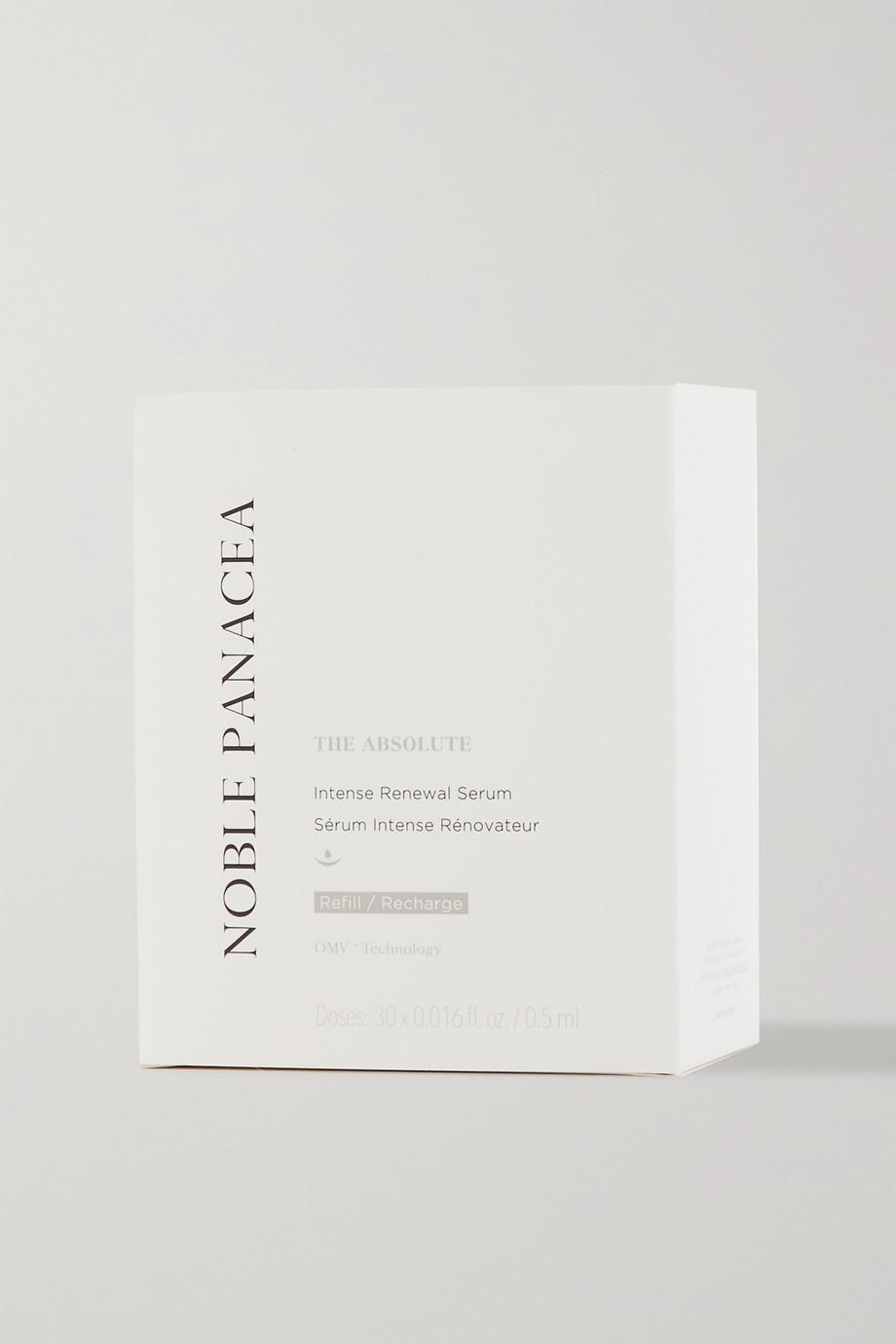 Noble Panacea The Absolute Intense Renewal Serum Refill, 30 x 0,5 ml – Nachfüll-Serum