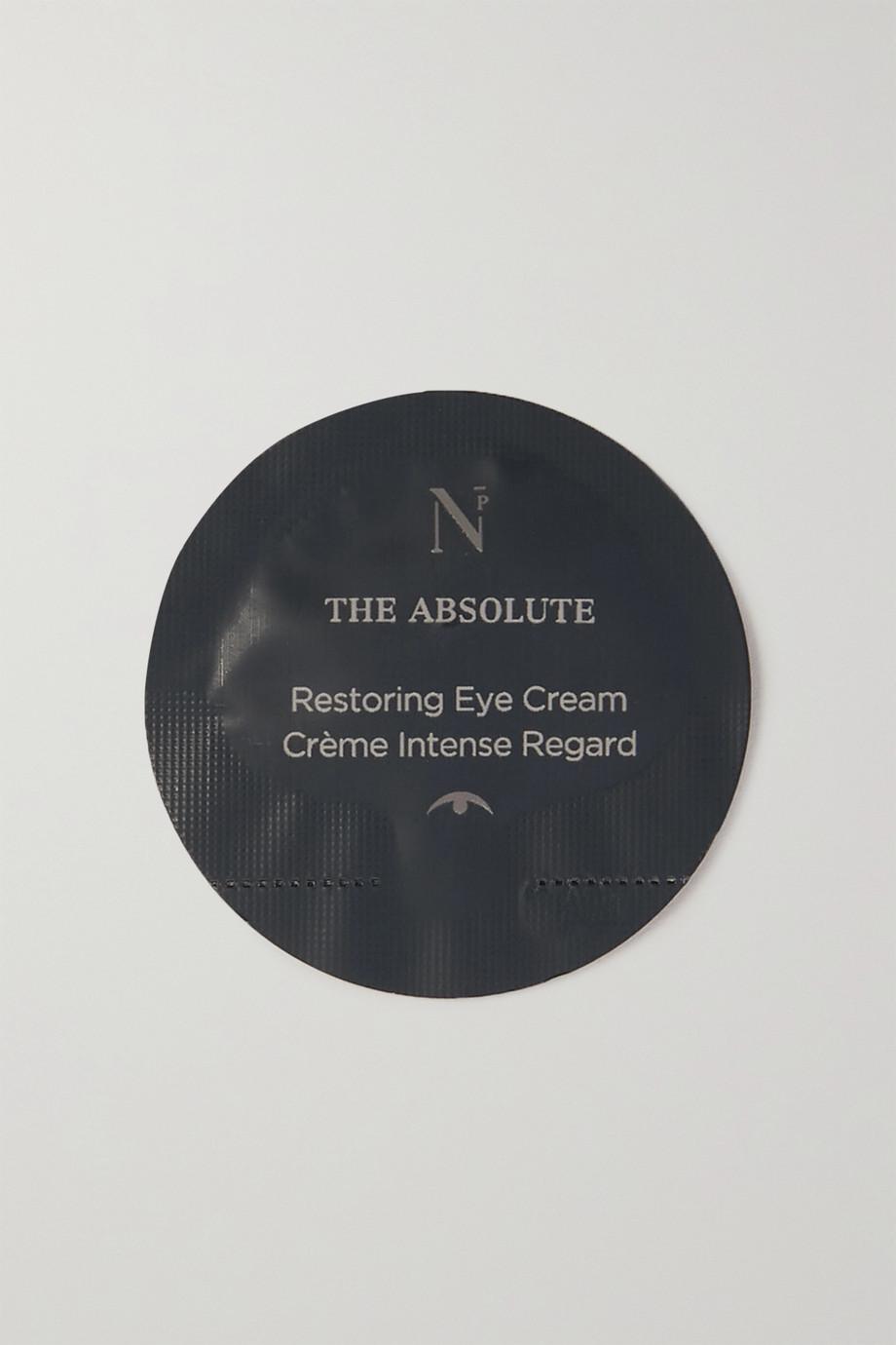 Noble Panacea The Absolute Restoring Eye Cream Refill, 30 x 0.3 ml