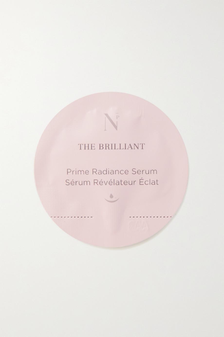 Noble Panacea The Brilliant Prime Radiance Serum Refill, 30 x 0,5 ml – Nachfüll-Serum
