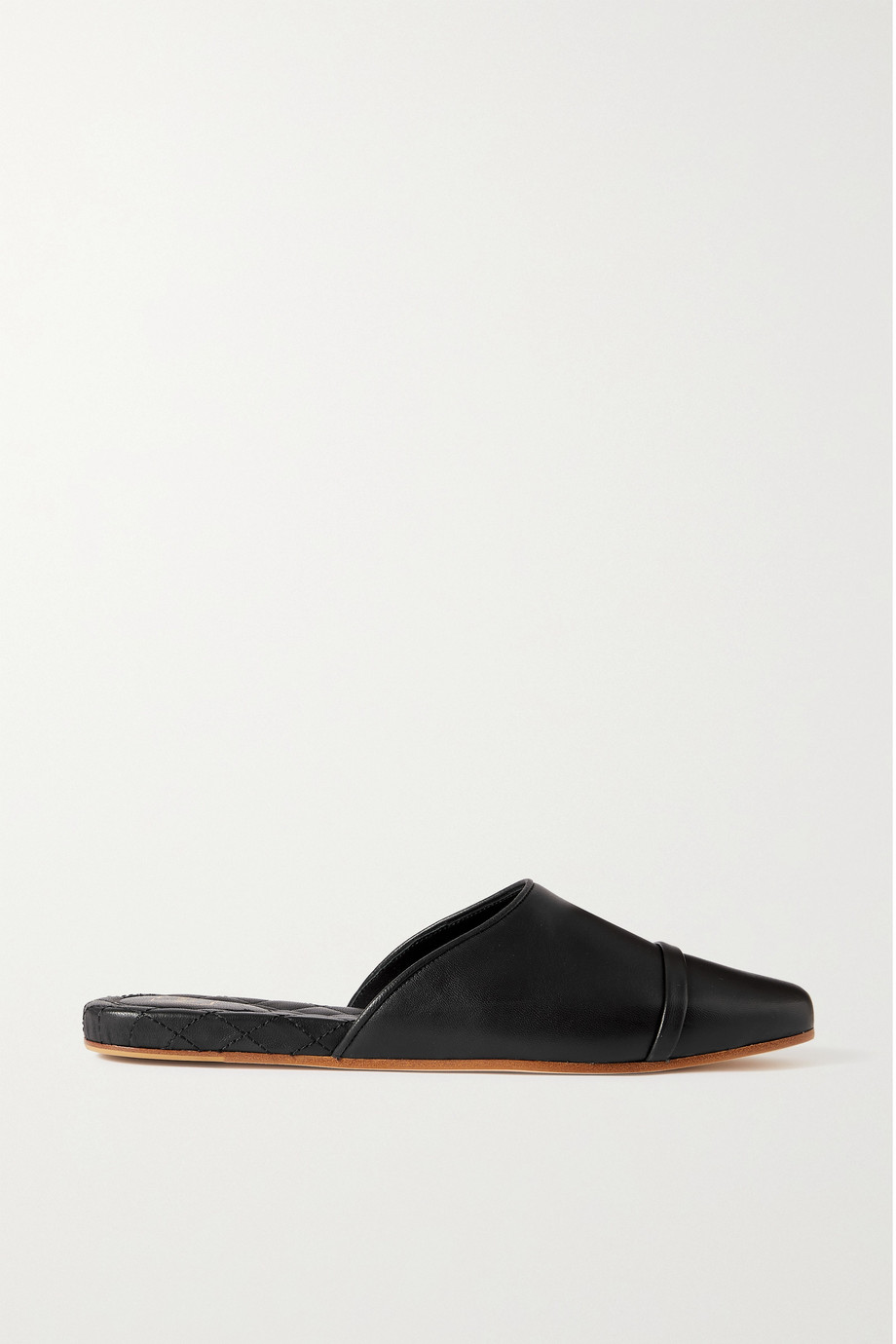 Malone Souliers Rene leather slippers