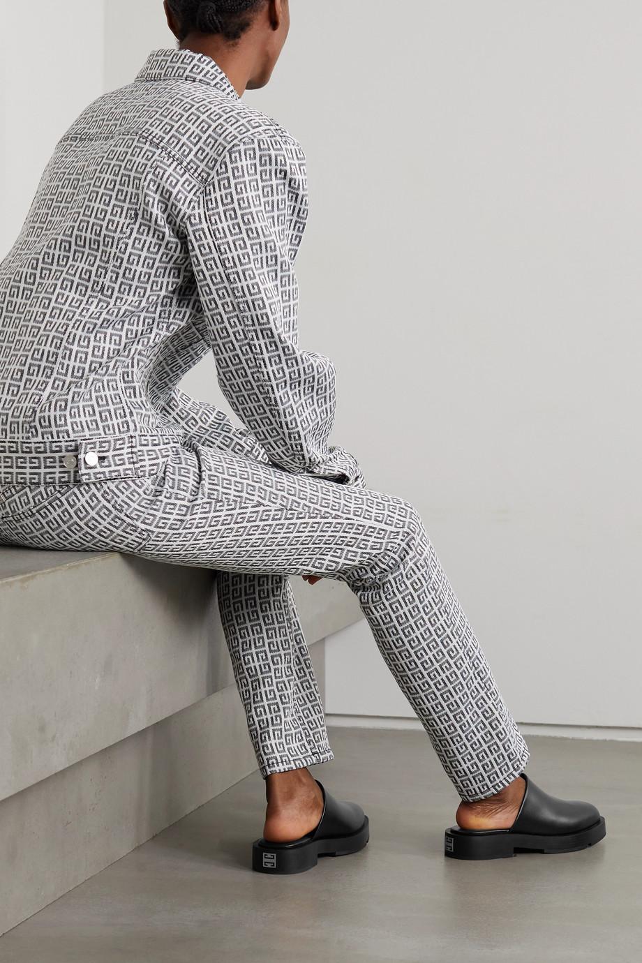 Givenchy Sabots en cuir