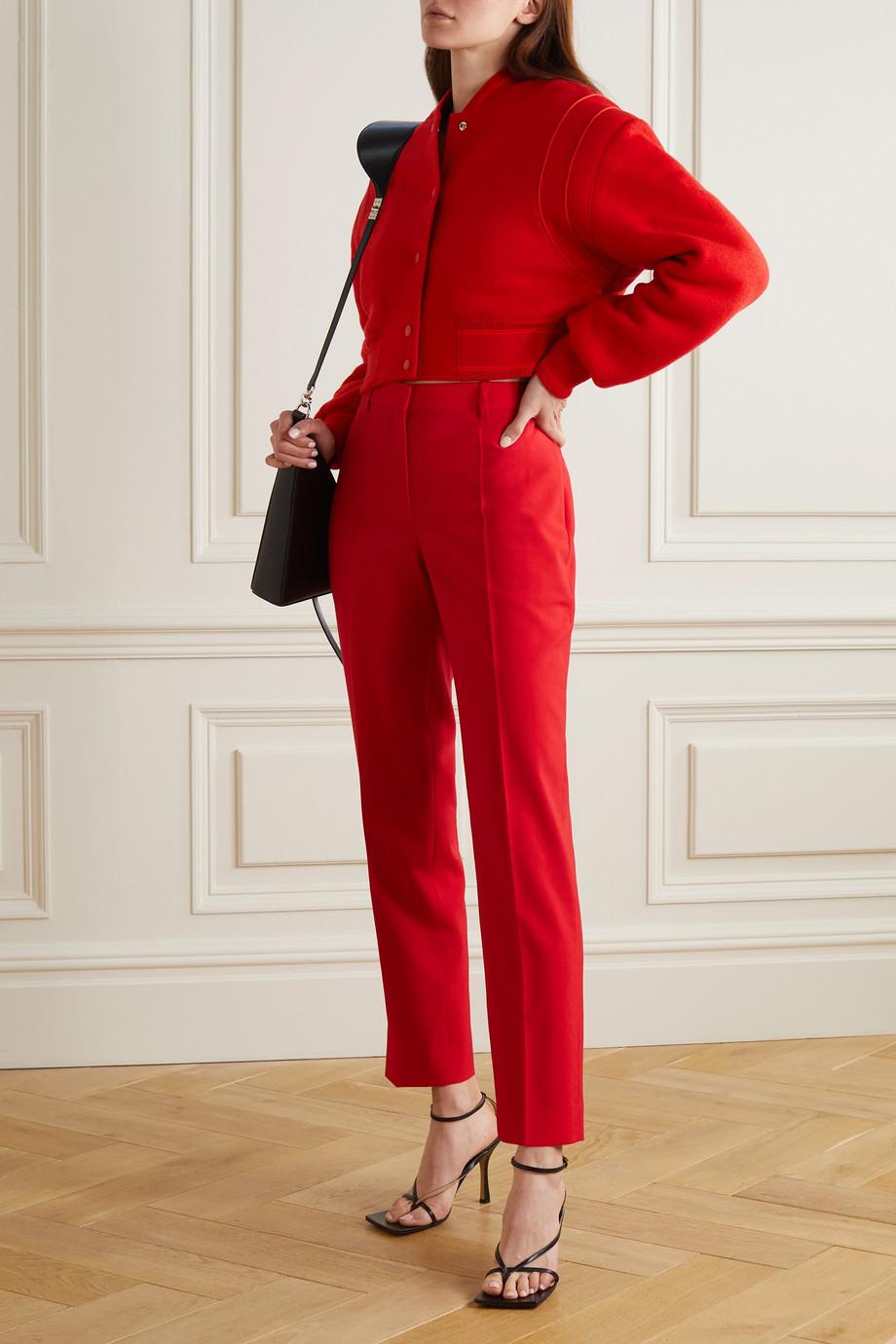 Givenchy Blouson raccourci en laine