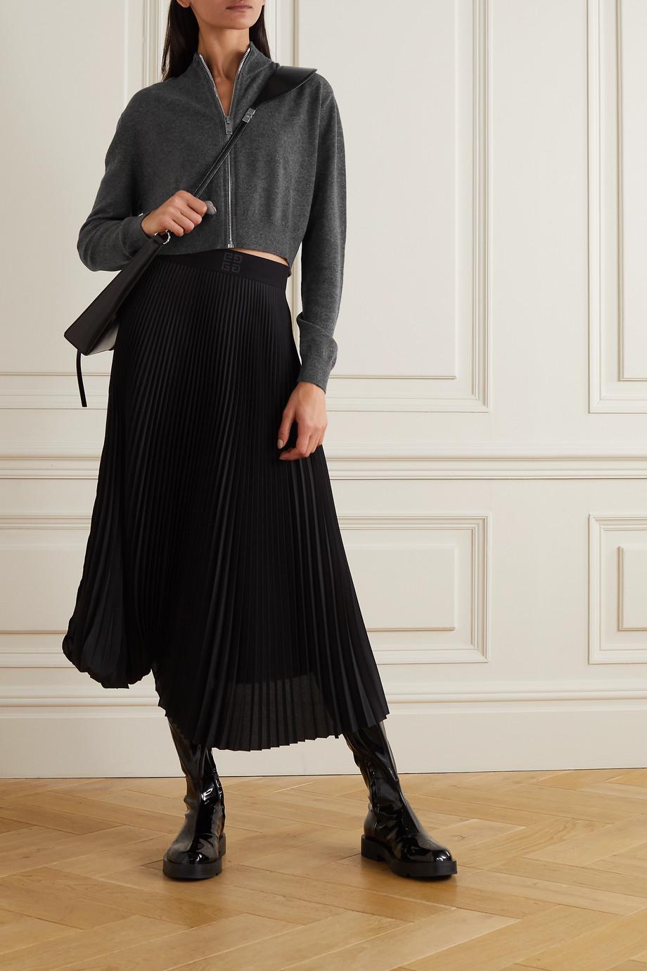 Givenchy Cardigan raccourci en cachemire