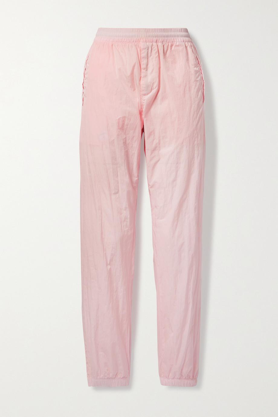 Givenchy Pantalon de survêtement en tissu technique