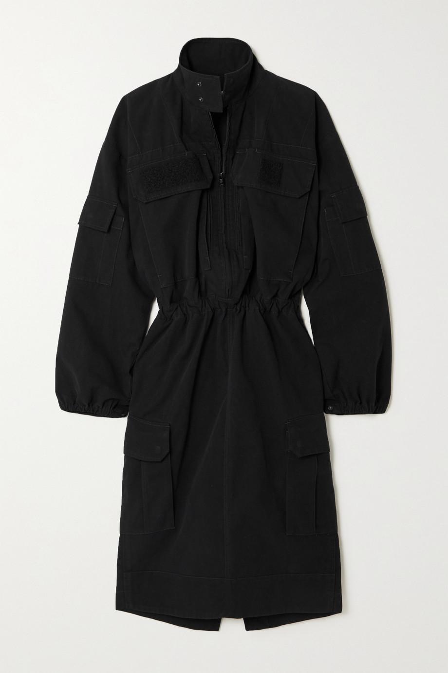 Balenciaga Robe en serge de coton