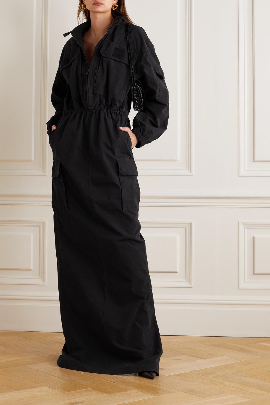 Balenciaga Twill gown
