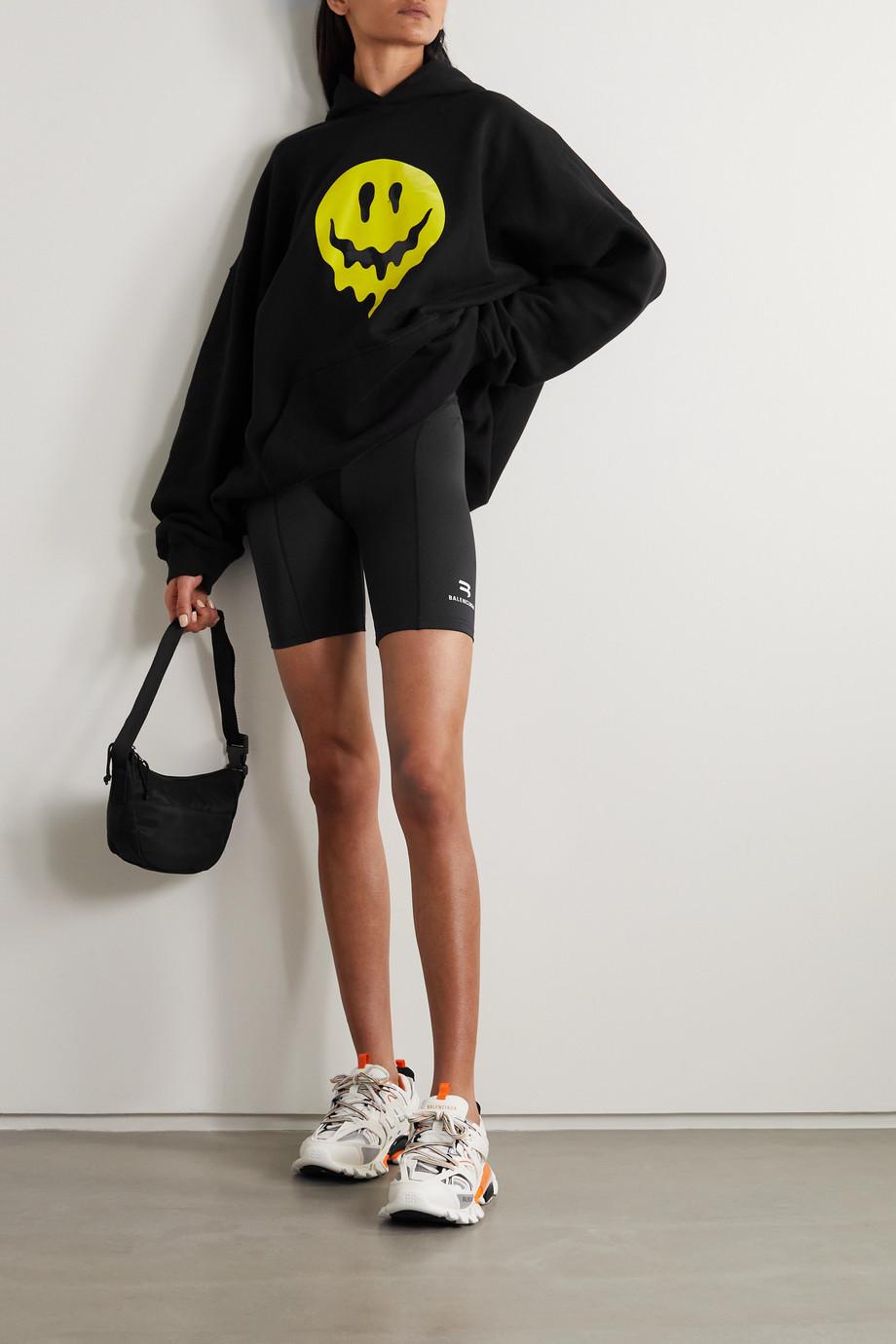 Balenciaga Stretch-Shorts