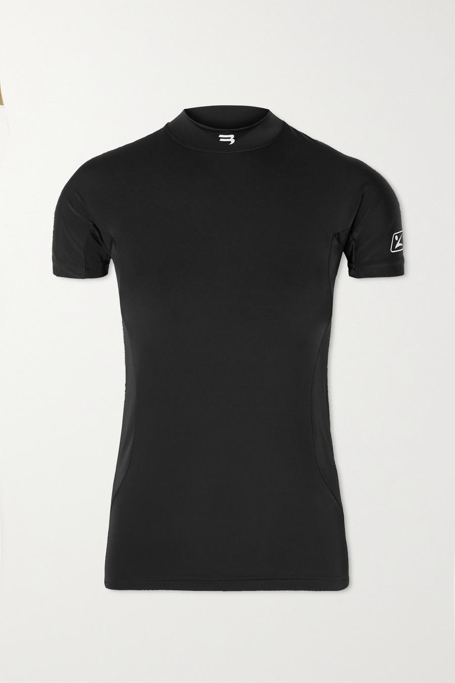 Balenciaga Haut en jersey stretch imprimé