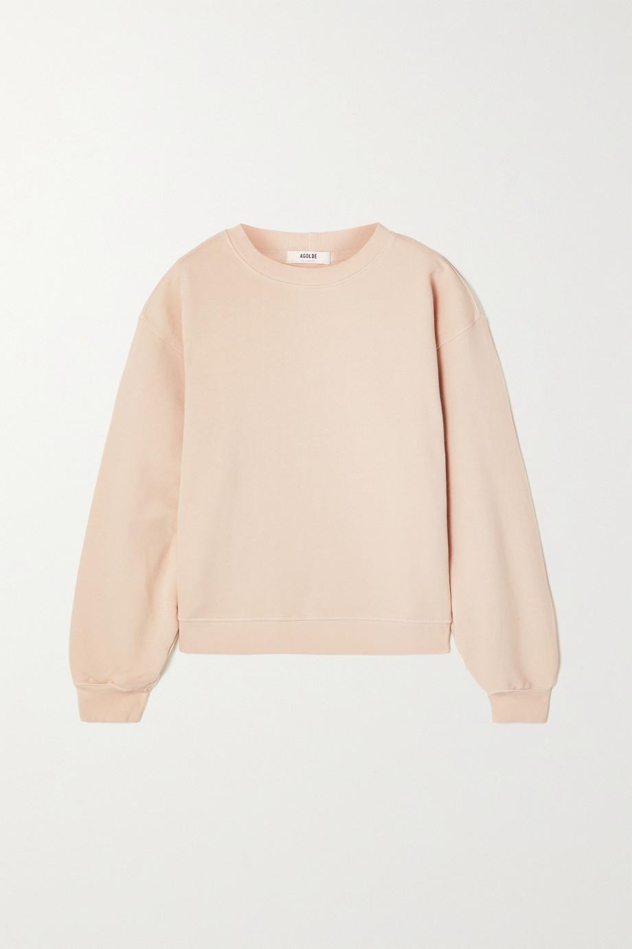 AGOLDE Nolan Sweatshirt aus Baumwoll-Jersey