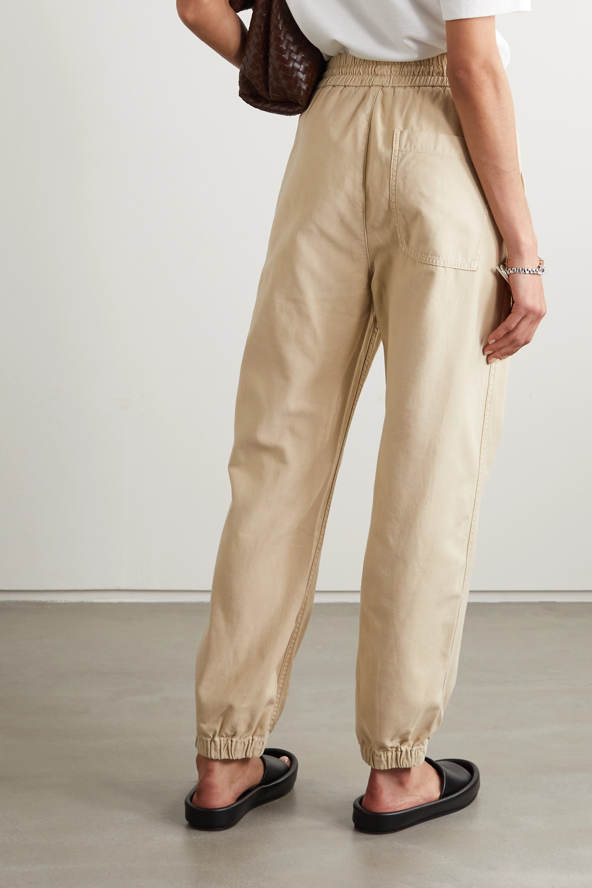 Citizens of Humanity Ameline cotton tapered pants