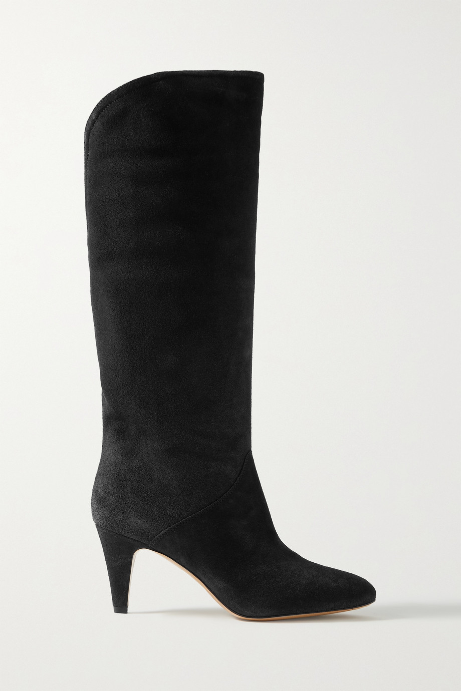 Isabel Marant Laylis suede knee boots