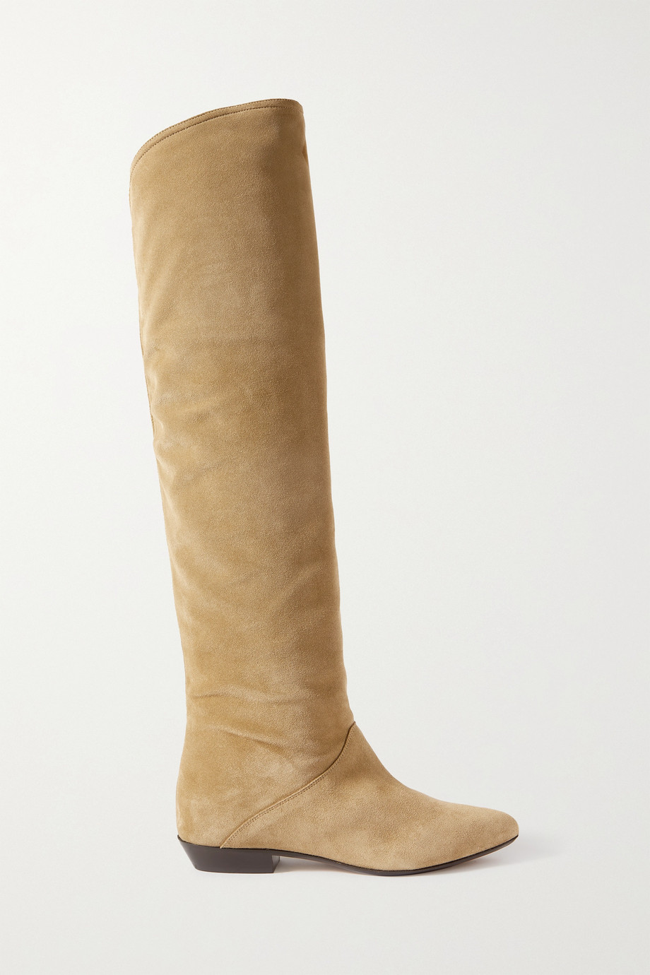 Isabel Marant Seelys suede knee boots