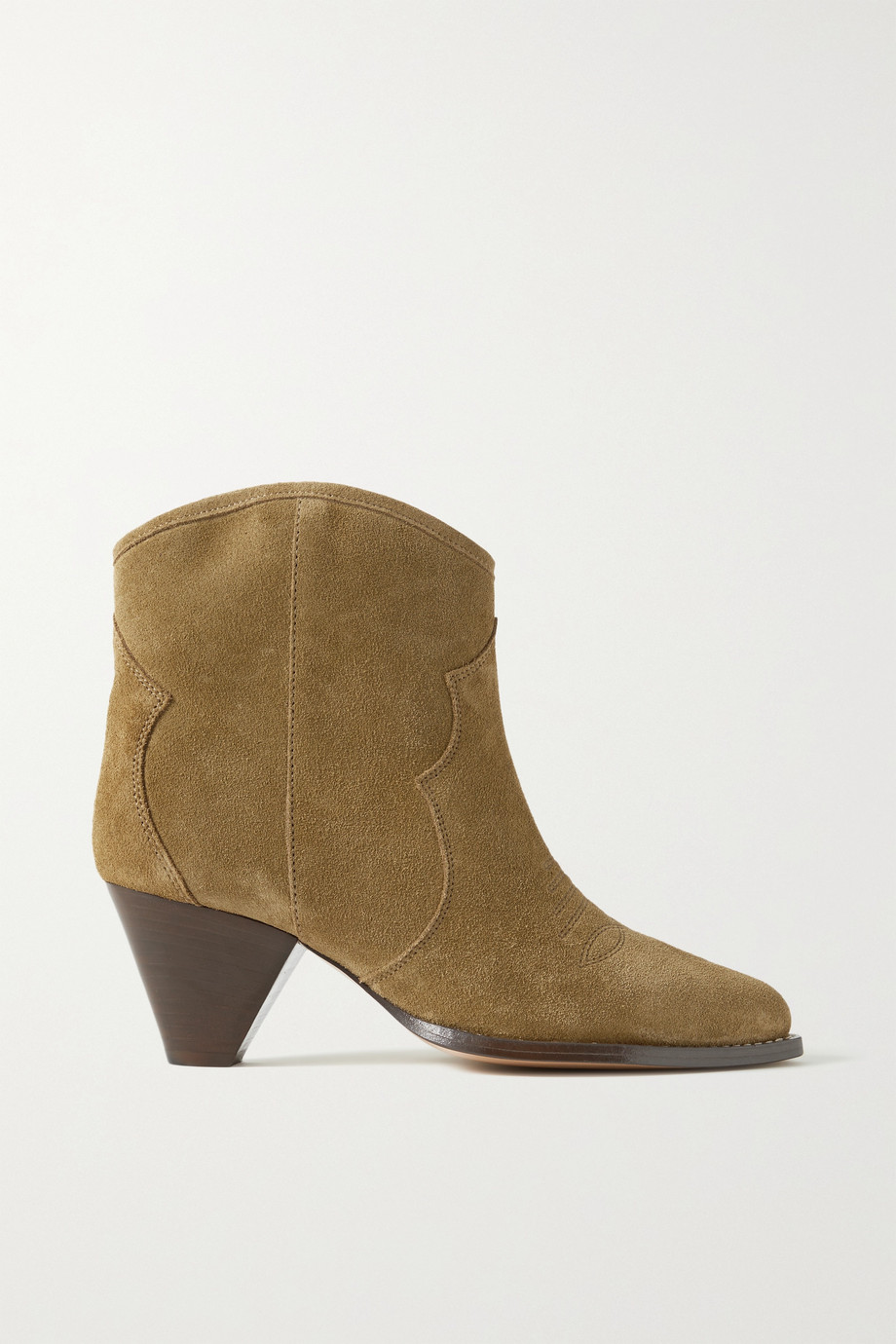 Isabel Marant Darizo suede ankle boots