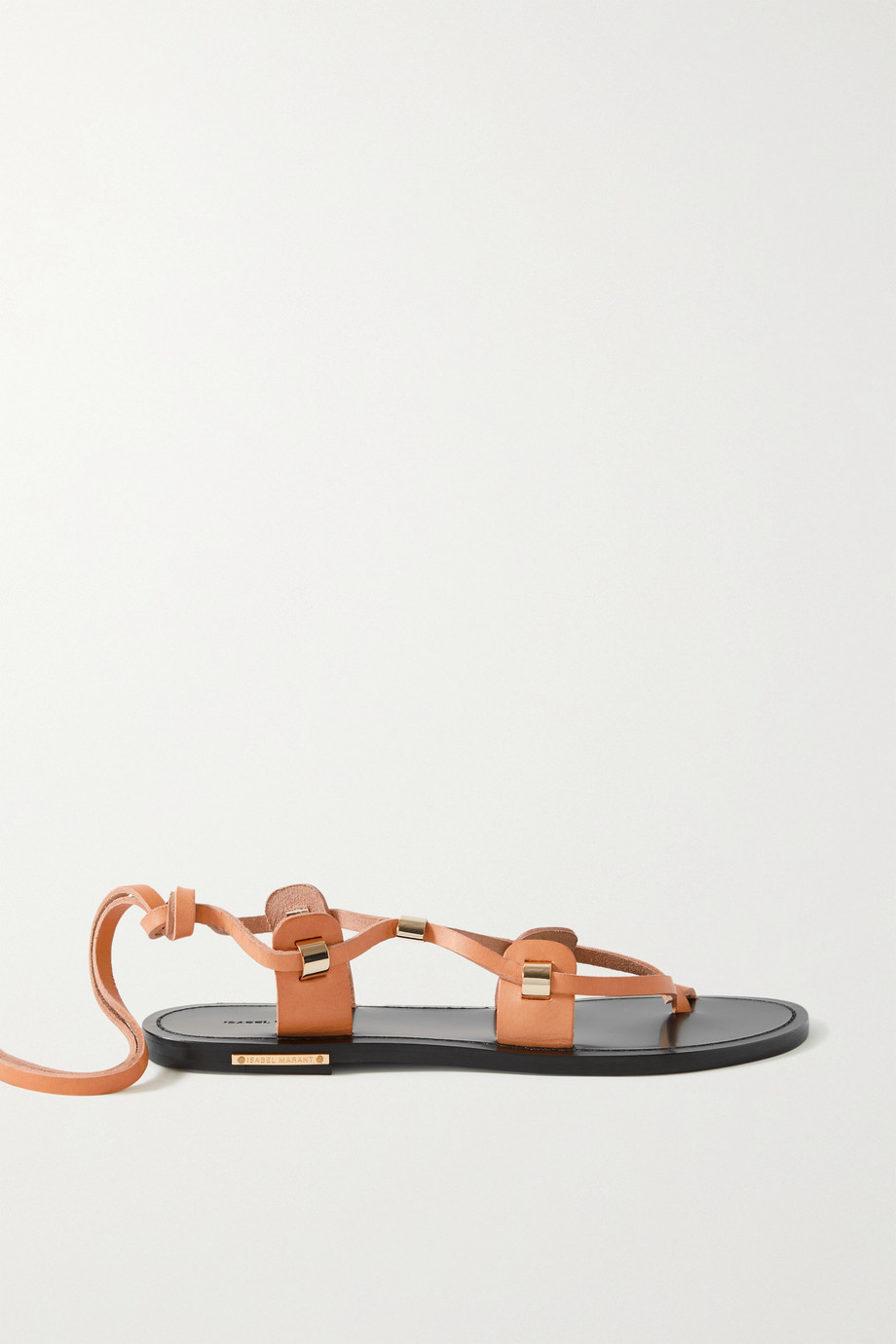 Isabel Marant Anil lace-up leather sandals