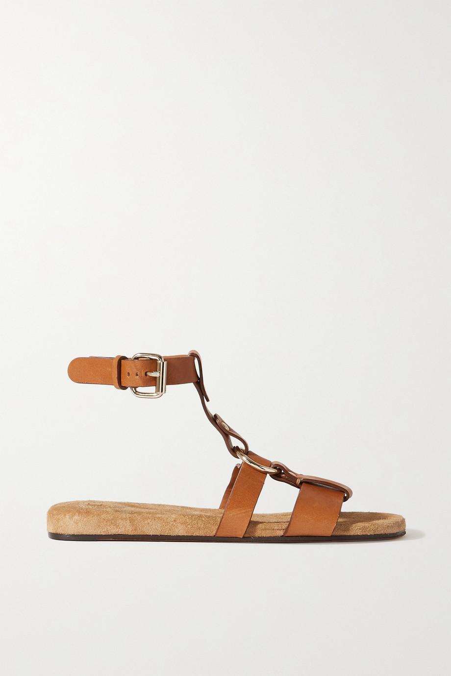 Chloé Diane leather sandals