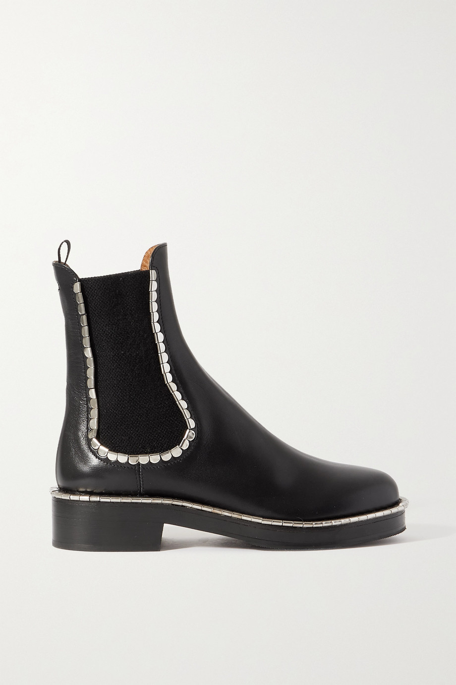 Chloé Idol embellished leather Chelsea boots