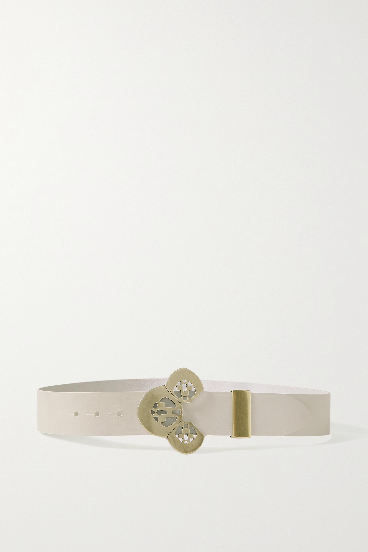 Isabel Marant - Adaria leather waist belt