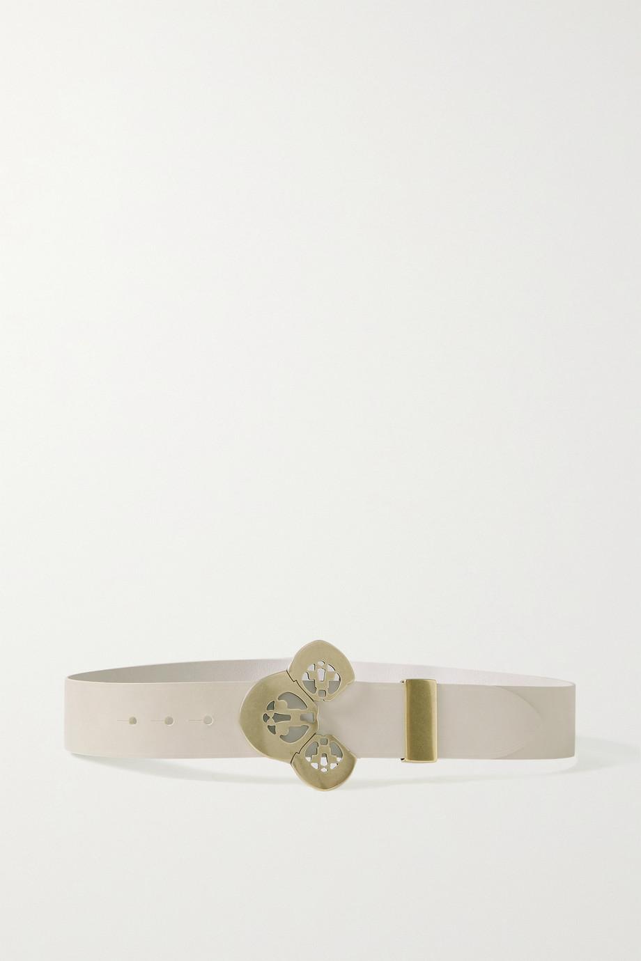 Isabel Marant Adaria leather waist belt