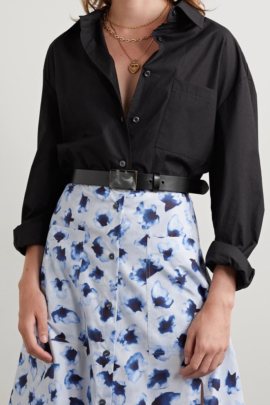 Isabel Marant Asher leather belt