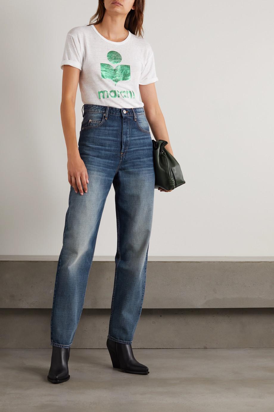 Isabel Marant Étoile Corsysr boyfriend jeans
