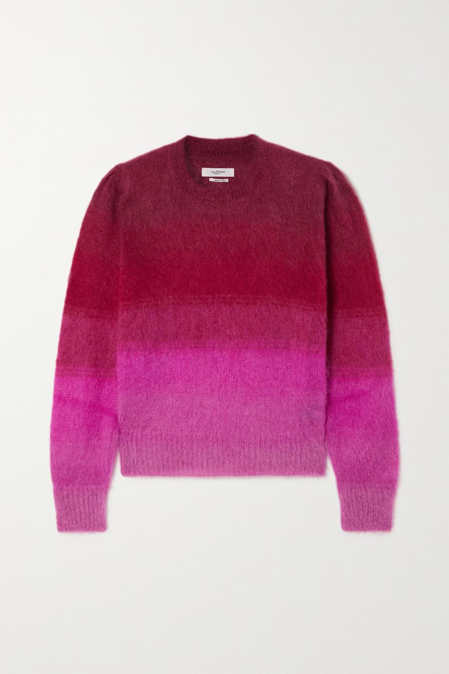 Isabel Marant Étoile Deniza ombré mohair-blend sweater