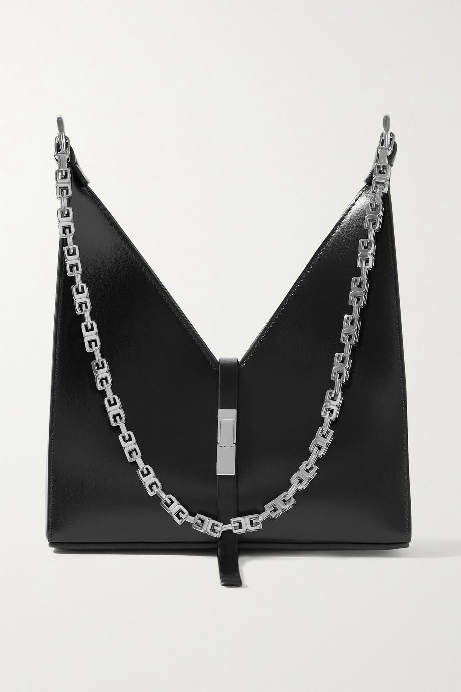Givenchy Sac porté épaule en cuir Cut Out Mini