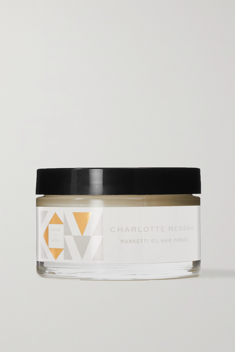 Charlotte Mensah Manketti Oil Hair Pomade, 200ml