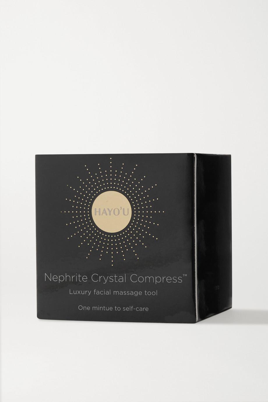Hayo'u Nephrite Crystal Compress