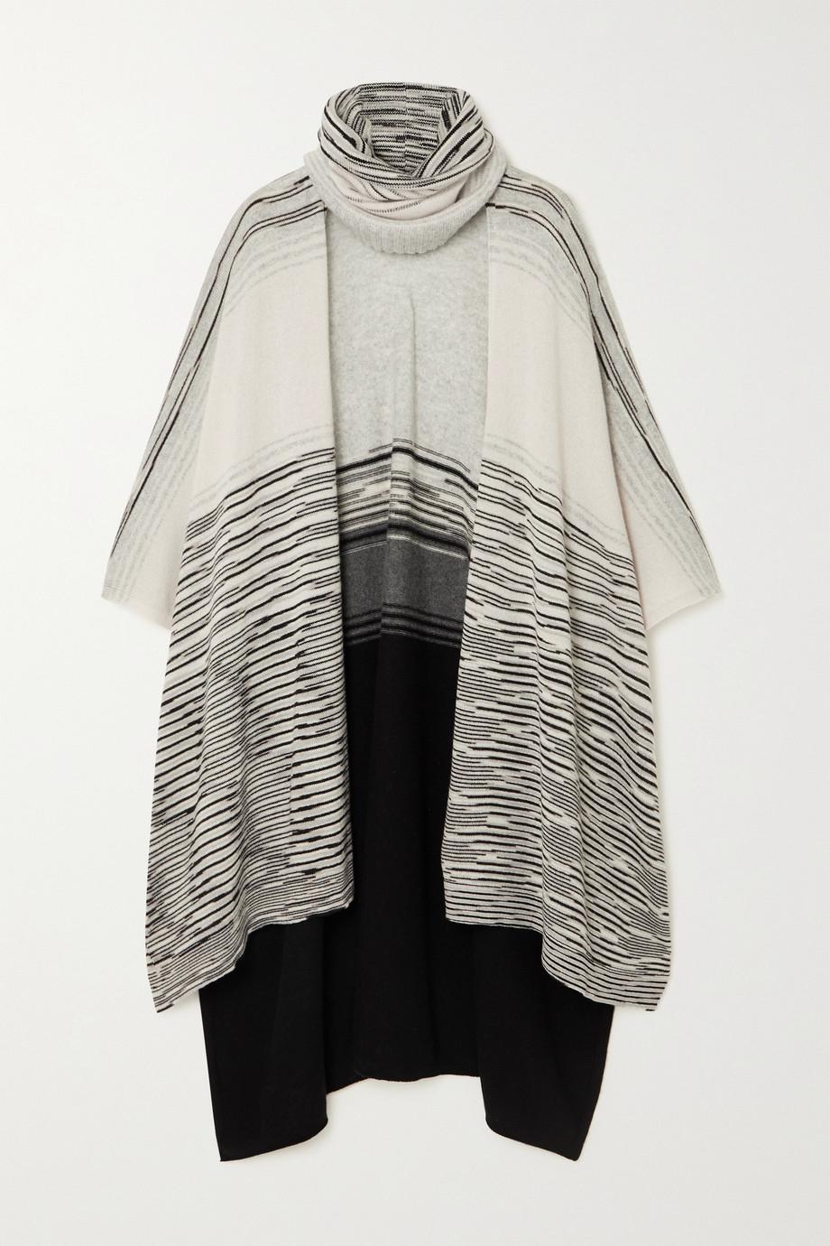 Missoni Striped cashmere wrap